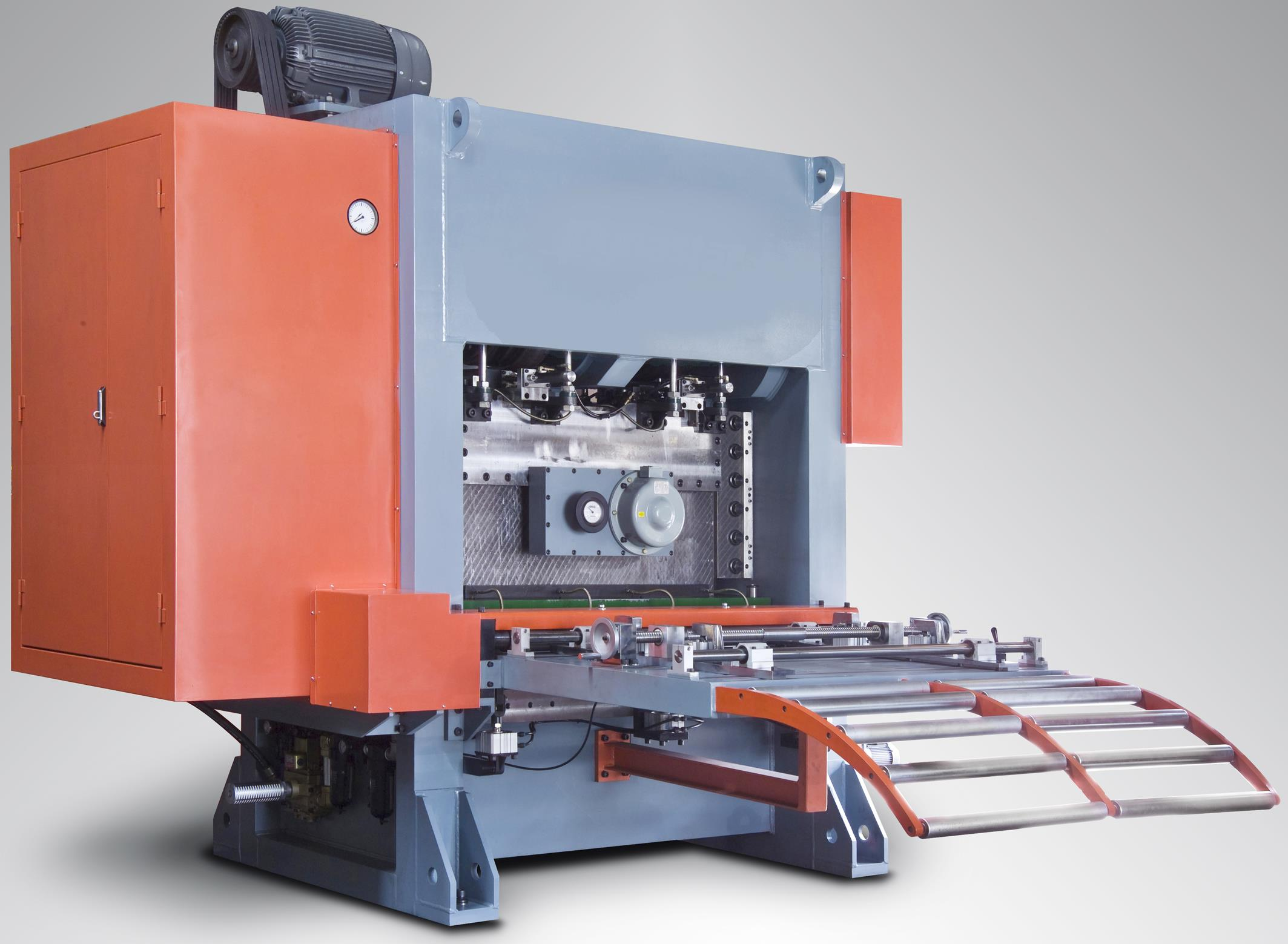 Tube Punching Machines Pipe Processing Machine Punching
